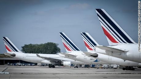 Air France confirmed that a body was found in the landing gear of a flight from Ivory Coast.