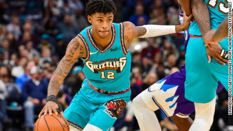 Ja Morant has been one of the most impressive rookies in the NBA this season.