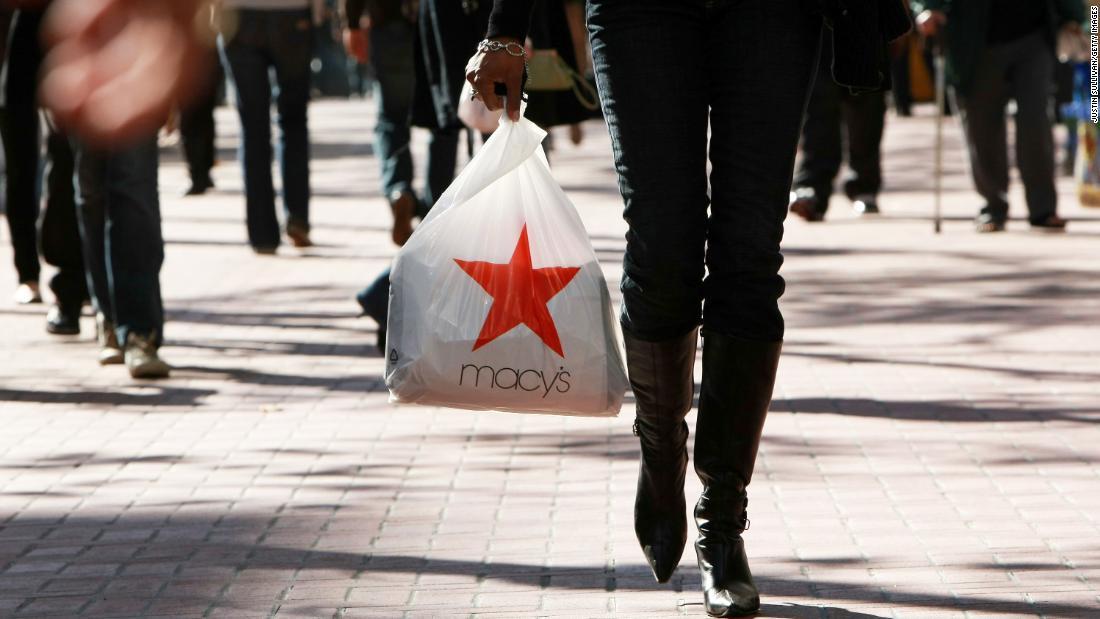 Macy ' s wird geschlossen, 125 Läden in den nächsten drei Jahren