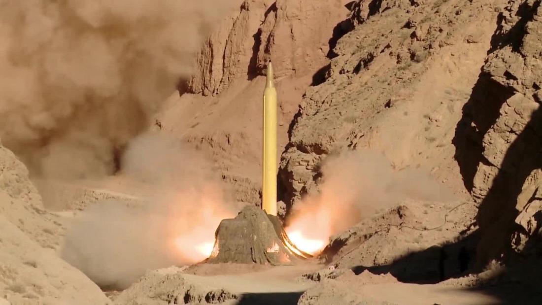 Dies ist, was ein US-Iran-Krieg könnte so Aussehen