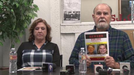 "Kay and Larry Woodcock are offering a $20,000 reward for information leading to the recovery of their grandson, Joshua ""JJ"" Vallow, and his sister, Tylee Ryan."