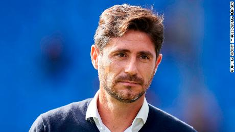 Victor Sanchez is a 43-year-old former Spain international.