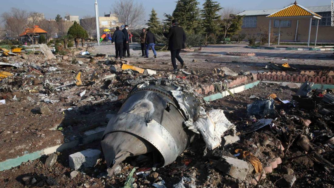 Trudeau: Canada has intelligence Iran shot down Ukrainian airliner