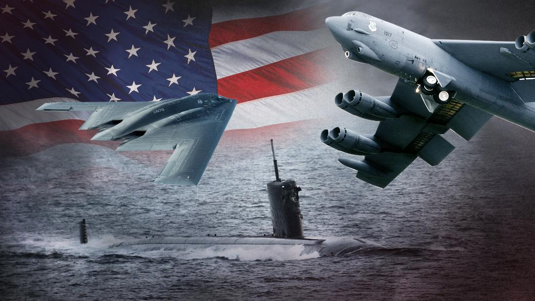 Ein Blick auf die wichtigsten Waffen in der US-Militär-arsenal