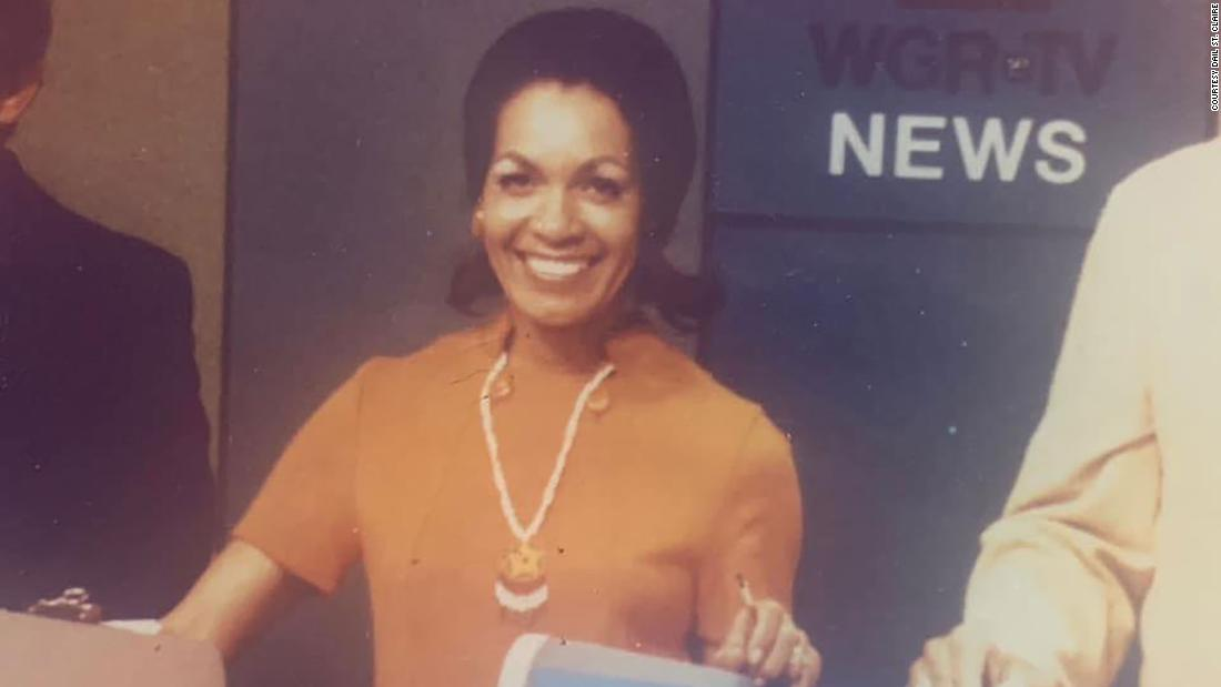 June Bacon-Bercey, a trailblazing African American TV meteorologist, has died