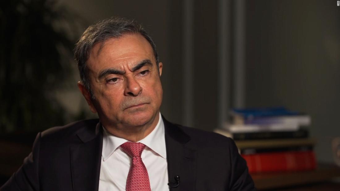 Carlos Ghosn knew escaping from Japan was illegal. Here's why he took the risk anyway