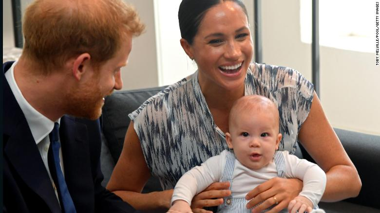 Harry, Meghan and baby Archie are expected to split their time between the UK and North America.