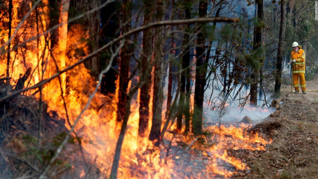 Γνώμη: Αυστραλία υποσχέθηκε $2 δισ. για τις πυρκαγιές. Αυτό είναι πουθενά κοντά αρκετό