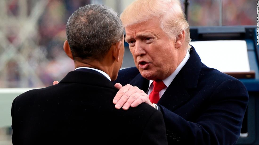 Ατού είναι μπηχτή για τον Ομπάμα κατά τη διάρκεια ομιλίας που ονομάζεται