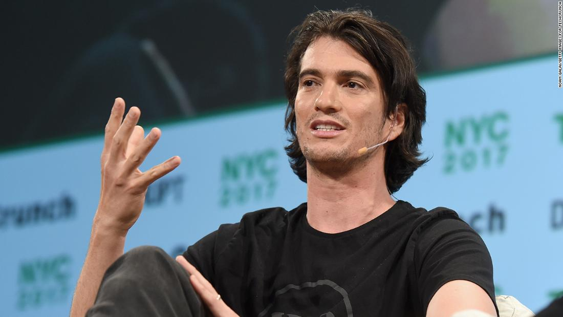 Ousted WeWork CEO invests in 'future of living' startup Alfred