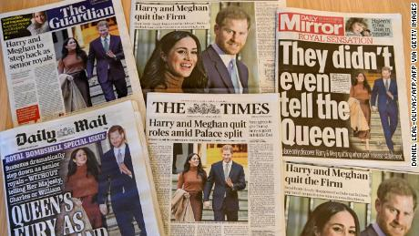 Harry and Meghan take revenge on the British tabloid press