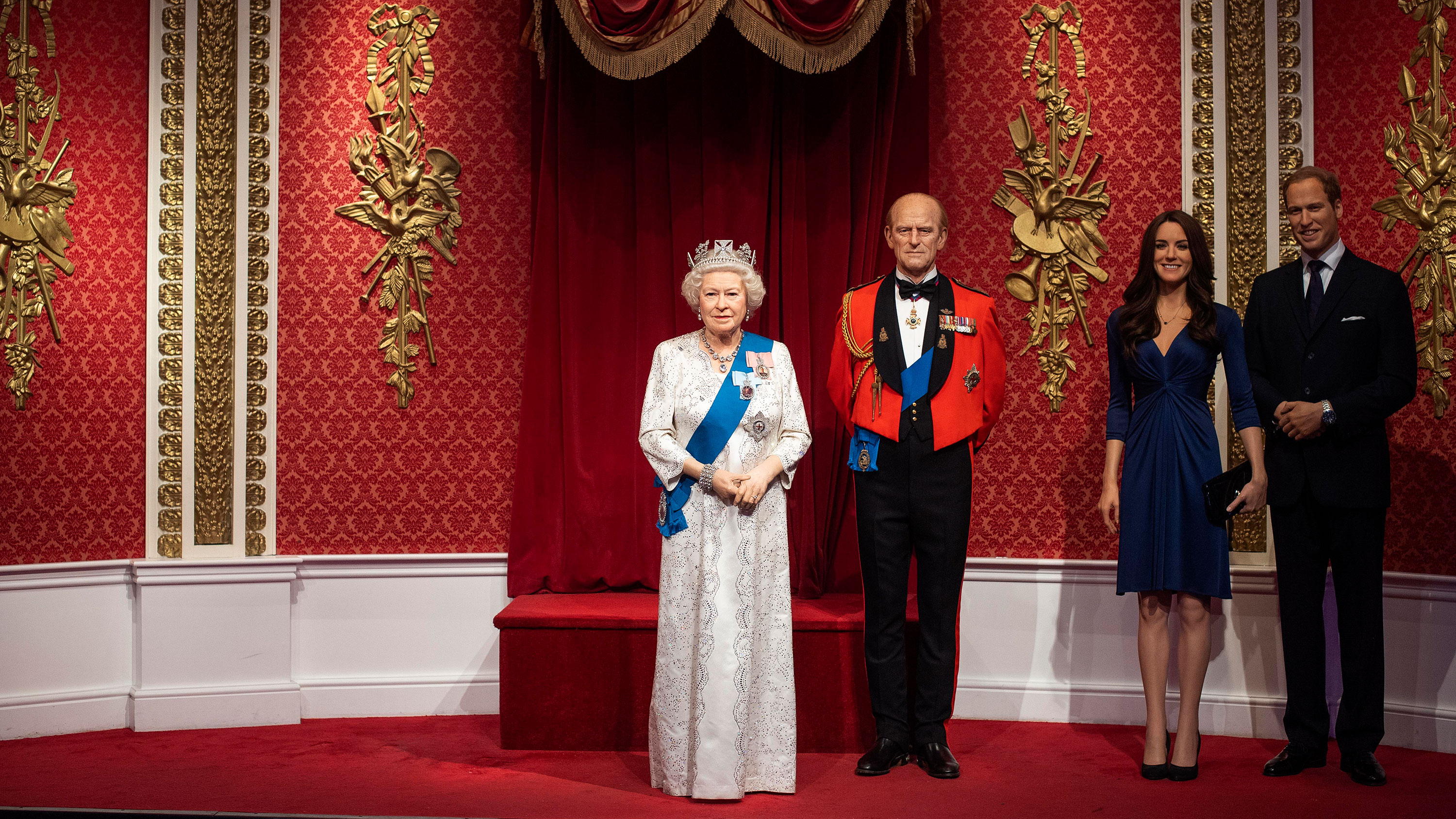 london's attractions for tourists - Madame Tussauds