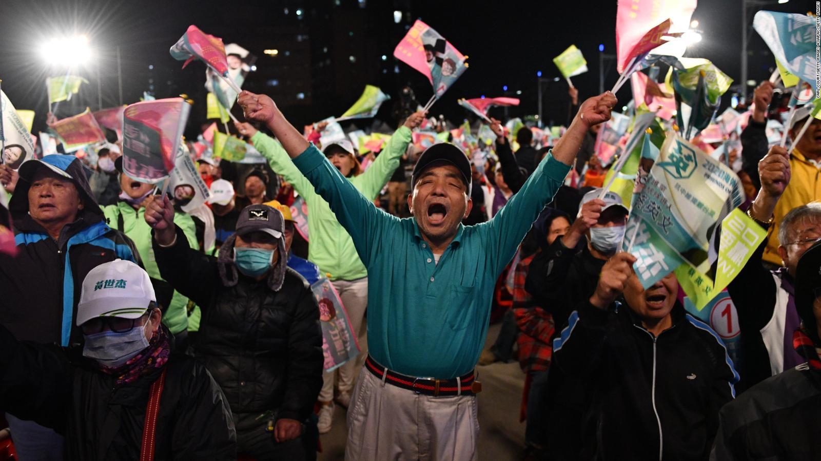 Cnn taiwan president election betting lucky sports betting uganda be kidding