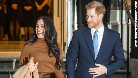 Speeches, books and Instagram posts: How Harry and Meghan could make their own money