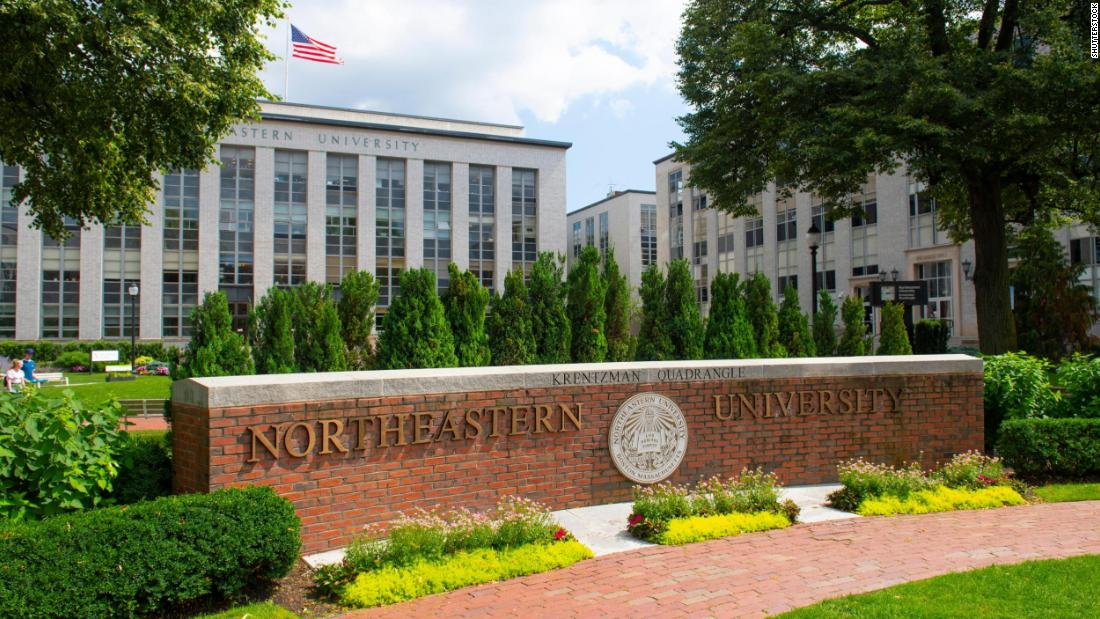 Northeastern University dismisses 11 students for violating the school's public health protocols – CNN