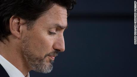 Justin Trudeau toughens his stand on the world stage as he demands justice over plane downed by Iran
