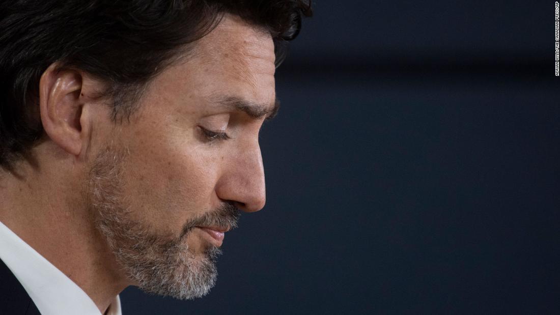 Justin Trudeau βρίσκει τον εαυτό του βαθιά στο ντόνατ δράμα μετά την φωτογραφία απογειώνεται σε απευθείας σύνδεση