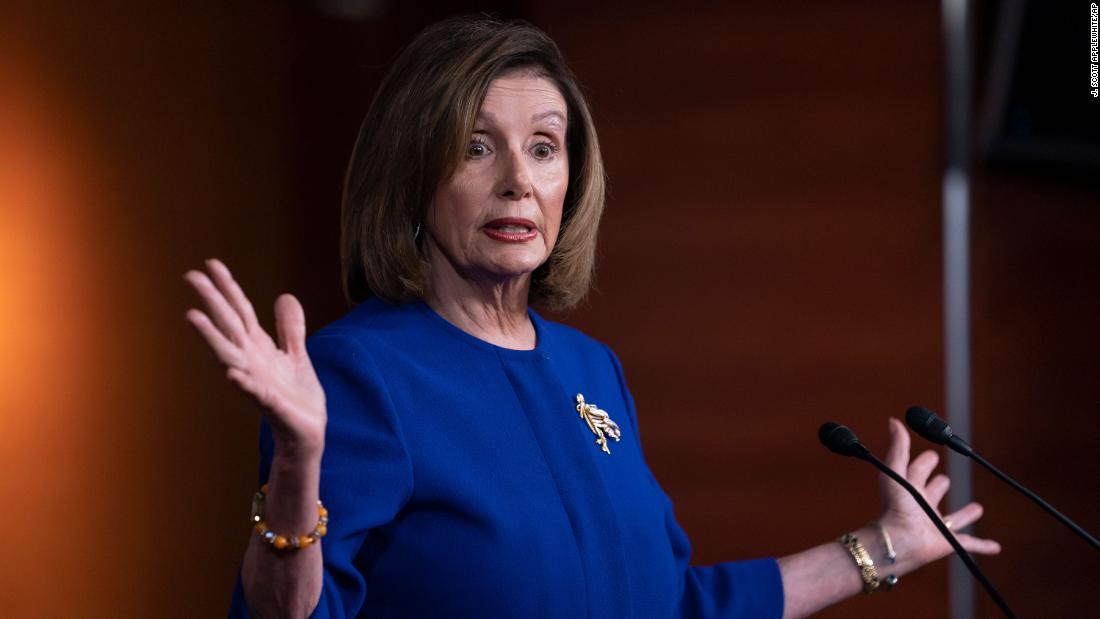 分析:Pelosi守impeachment一時停止としてホワイトハウスは