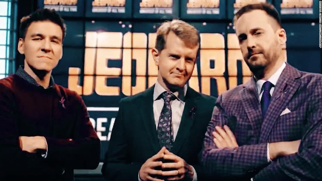 'Jeopardy!' - Größen gehen Kopf-an-Kopf-showdown in