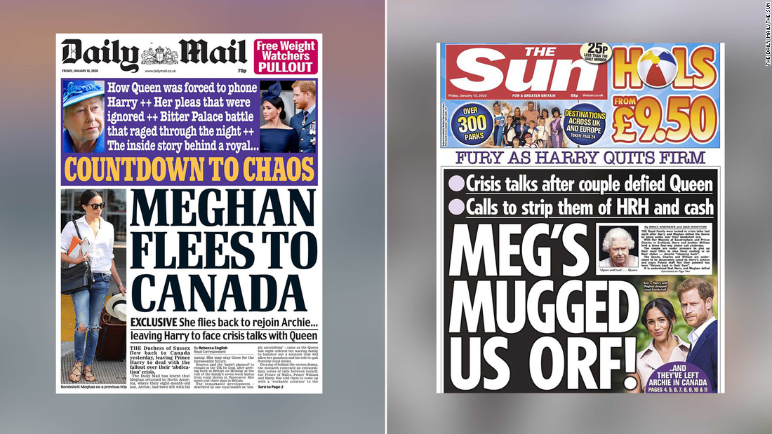 UK media's racist coverage of Meghan boils down to 1 thing
