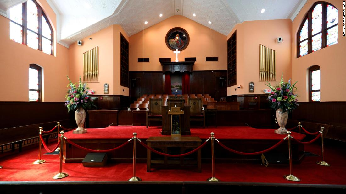 <strong>Historic Ebenezer Baptist Church (Atlanta):</strong> King and his father were co-pastors at Ebenezer, which has been meticulously restored to how it appeared when they led their flock there in the 1960s.
