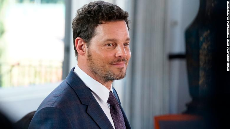 """Justin Chambers is seen in a recent episode of ABC's """"Grey's Anatomy."""""""