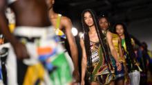 Young Designers At London Fashion Week Men S Speak Their Minds Cnn Video