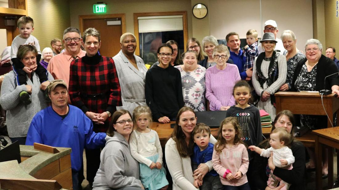 Iowa woman who fostered more than 600 children says she loved them 'like they were my own'