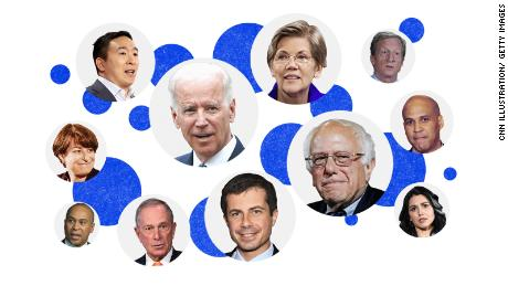 Here are the 13 Democrats who are running for president