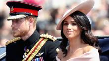 Harry and Meghan will no longer use & # 39; His and Her Royal Highness, & # 39; Buckingham Palace says