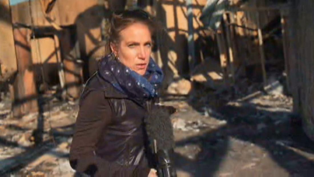 Exklusiv: Sehen die Zerstörung in Iraqi air base gezielt durch den Iran