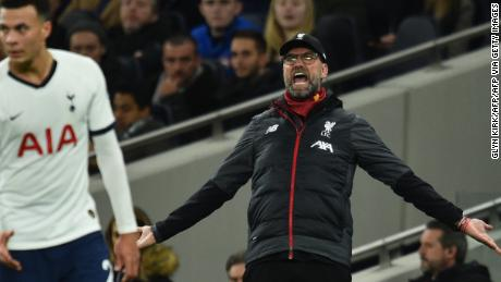 Liverpool boss Jurgen Klopp won't be turned by statistics -- he only wants the Premier League crown.