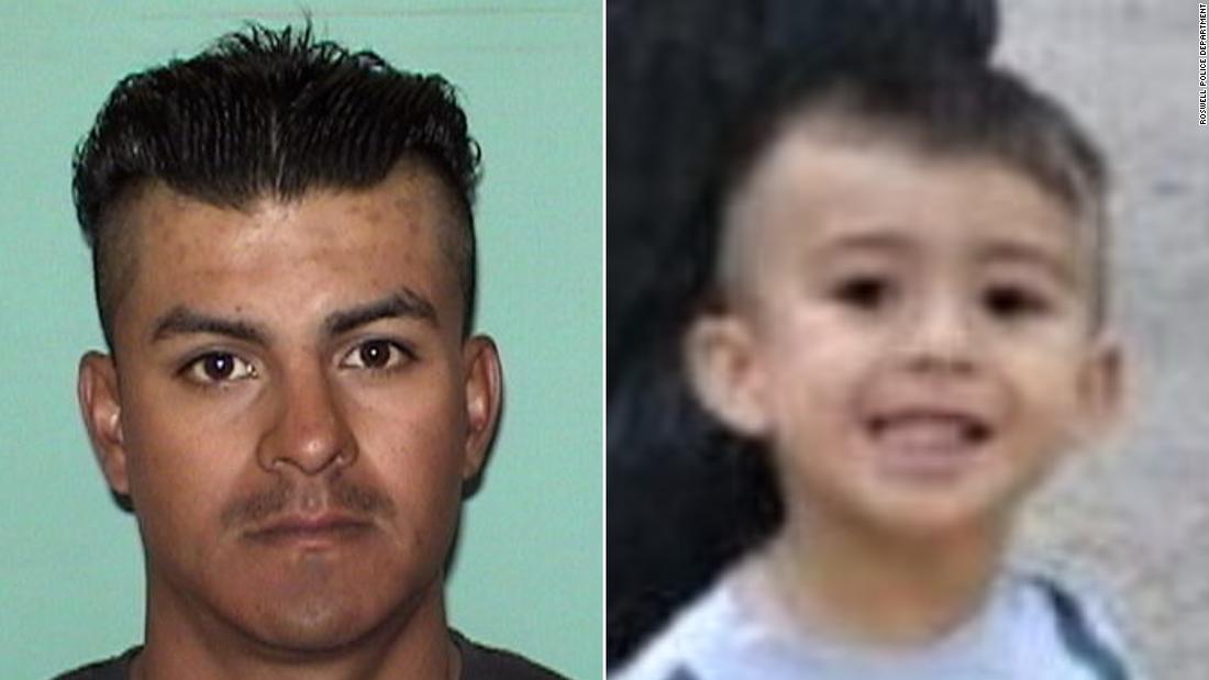 Das FBI ist auf der Jagd nach einem Mann, der angeblich getötet, eine Frau und verschwand mit Ihrem 3-jährigen Sohn