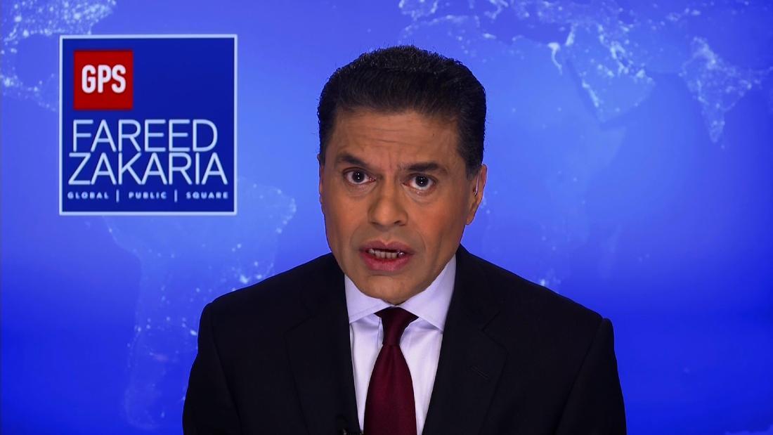 Ο φαρίντ: Εδώ είναι το πρόβλημα με τα Ατού της εξωτερικής πολιτικής