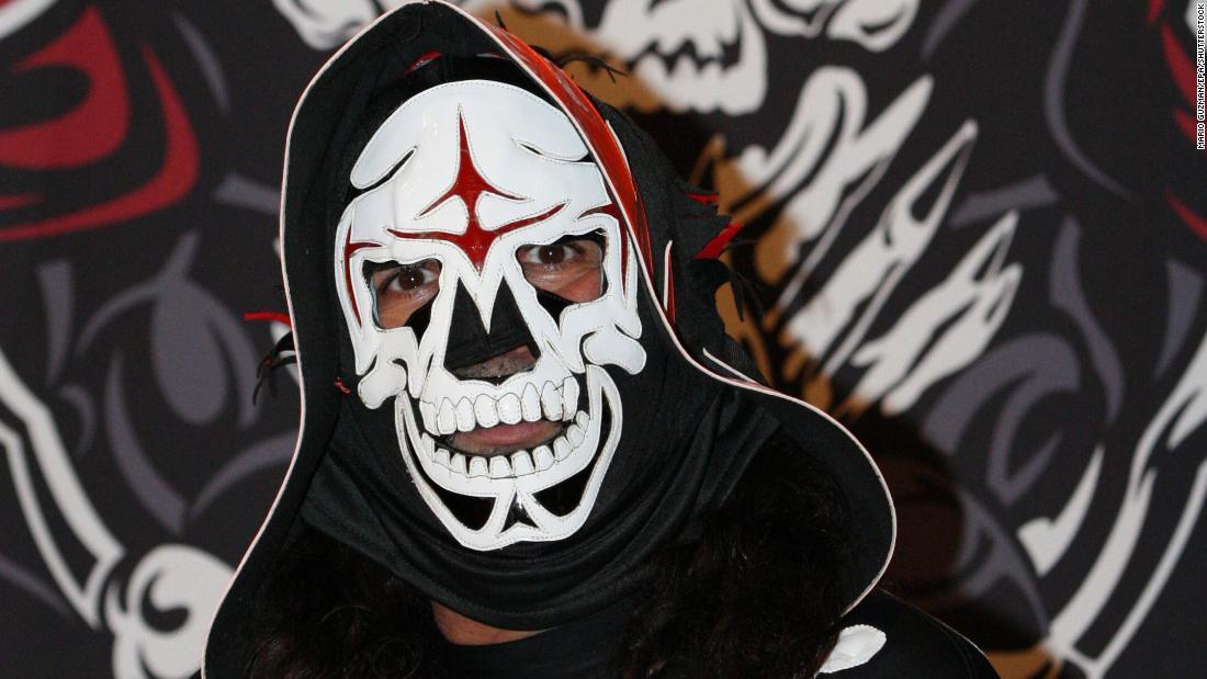 Mexikanische wrestler La Parka hat starb nach schweren leiden im ring Verletzungen