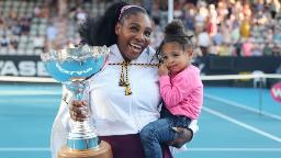Serena Williams sur le point de remporter l'Open d'Australie?