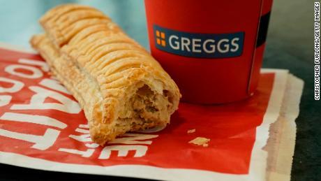 The vegan bun that brought Britain to a standstill.