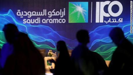 Saudi Aramco exercises 'over-allotment' option to raise record IPO by $3.8 billion