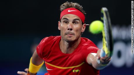 Rafael Nadal was overtaken by Djokovic, who now leads his epic head-to-head games with 29:26.