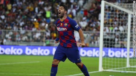 Luis Suarez has been able to recover from knee surgery in time for the resumption of La Liga.
