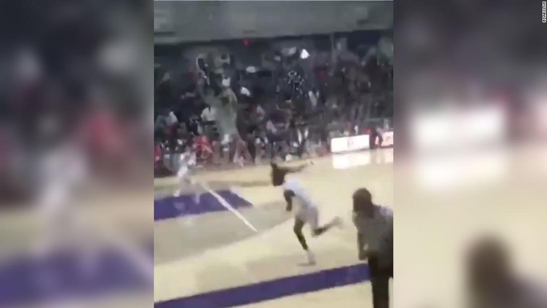 Dallas Basketball Shooting A High School Basketball Game Ended In A Shooting Cnn