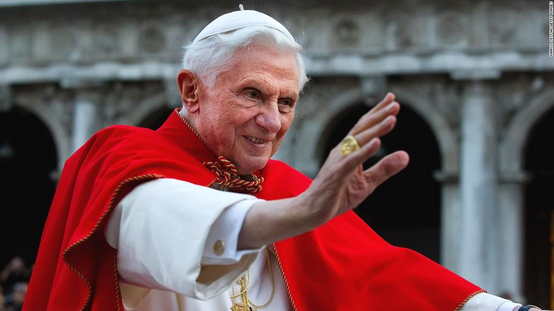 Ex-Pope Benedict undercuts Francis on priests and celibacy