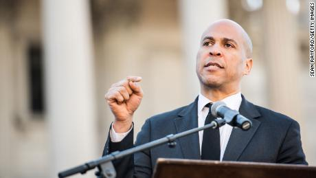 Booker exit spotlights a white debate stage