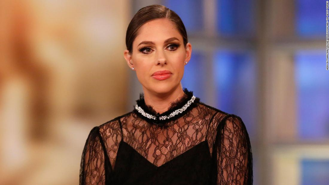 Abby Huntsman beendet 'View'