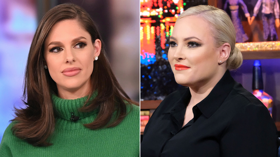 Abby Huntsman >> Abby Huntsman Leaves The View Amid Toxic Culture At Show