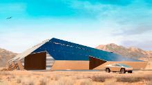 'CyberHouse': The post-apocalypse bunker of choice for Tesla fans