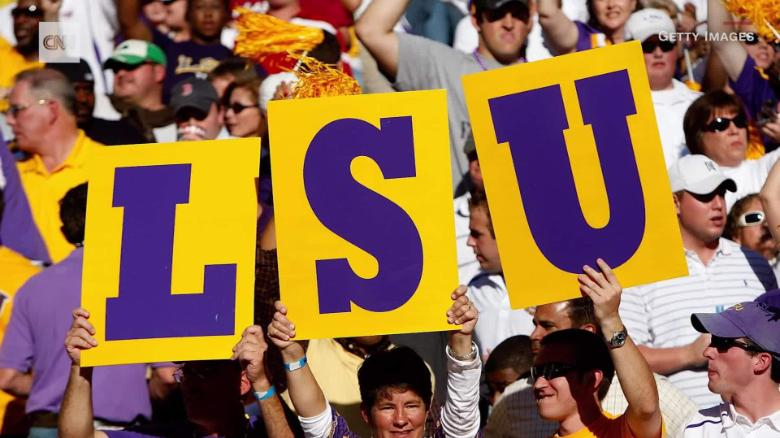 LSU to stop temperature checks, resume alcohol sales at football games