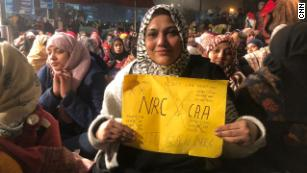 Image result for shaheen bagh muslim woman protest, pix?