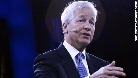 Jamie Dimon, CEO of JPMorgan Chase, says US consumers remain strong