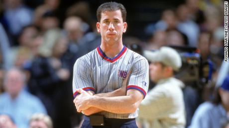 Referee Tim Donaghy told a judge he had a severe gambling addiction.
